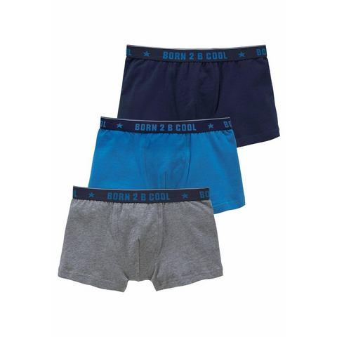 NU 20% KORTING: Authentic Underwear Le Jogger boxershort, set van 3