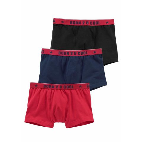 NU 15% KORTING: Authentic Underwear Le Jogger boxershort, set van 3