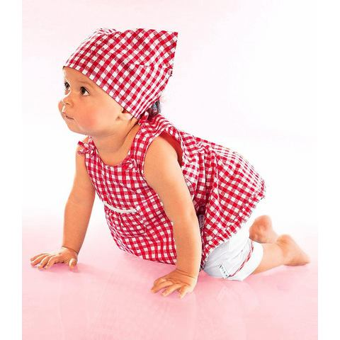 Set: jurk + broek + hoofddoekje, BABYWORLD