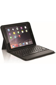 zagg tablethoes »messenger folio keyboard voor apple ipad pro 9.7« zwart