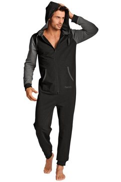 bench jumpsuit zwart
