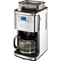 unold koffiezetapparaat met maalwerk 28736 molen, 1,5 l-kan, permanente filter 1x4