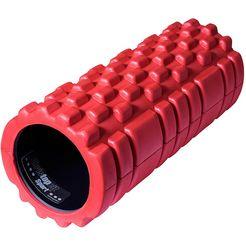 christopeit sport massagerol, rood rood