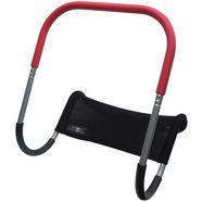 christopeit sport buiktrainer, zwart-rood, »ab-buiktrainer« zwart