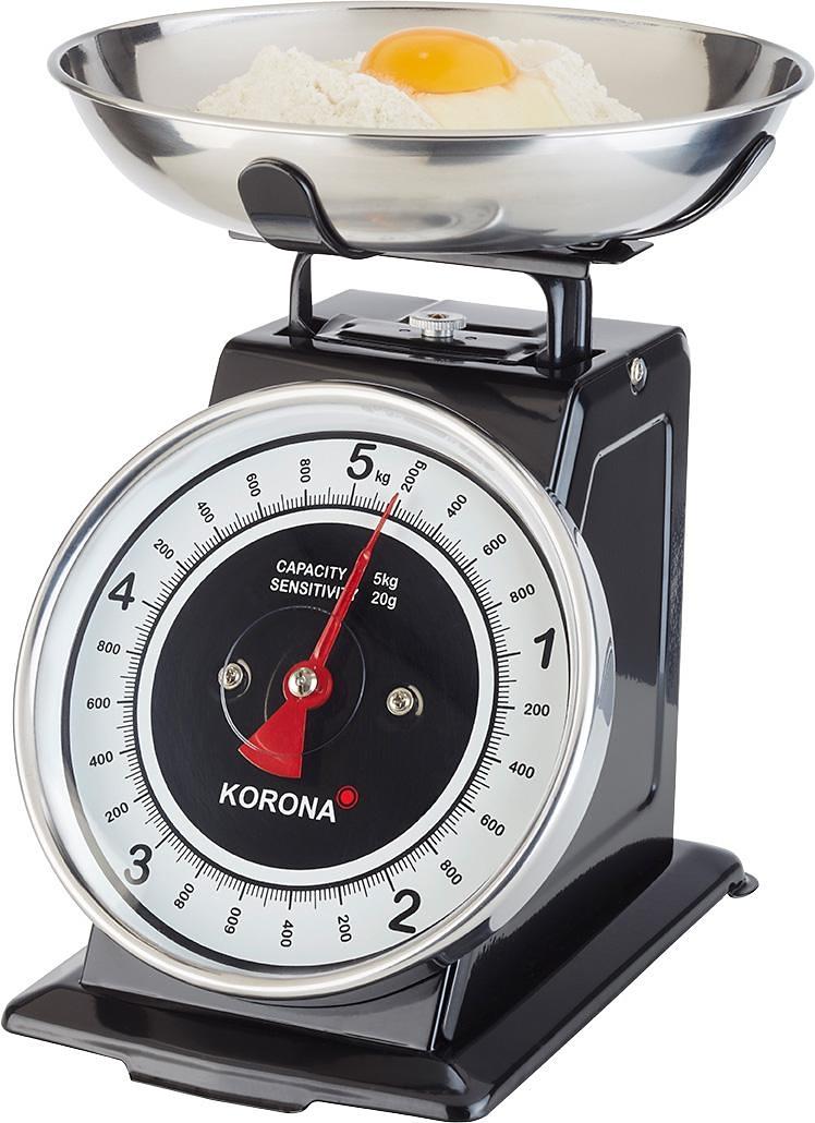 KORONA keukenweegschaal TOM 76150 voordelig en veilig online kopen
