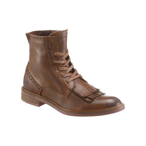 Schoen: MARC O'POLO hoge veterschoenen