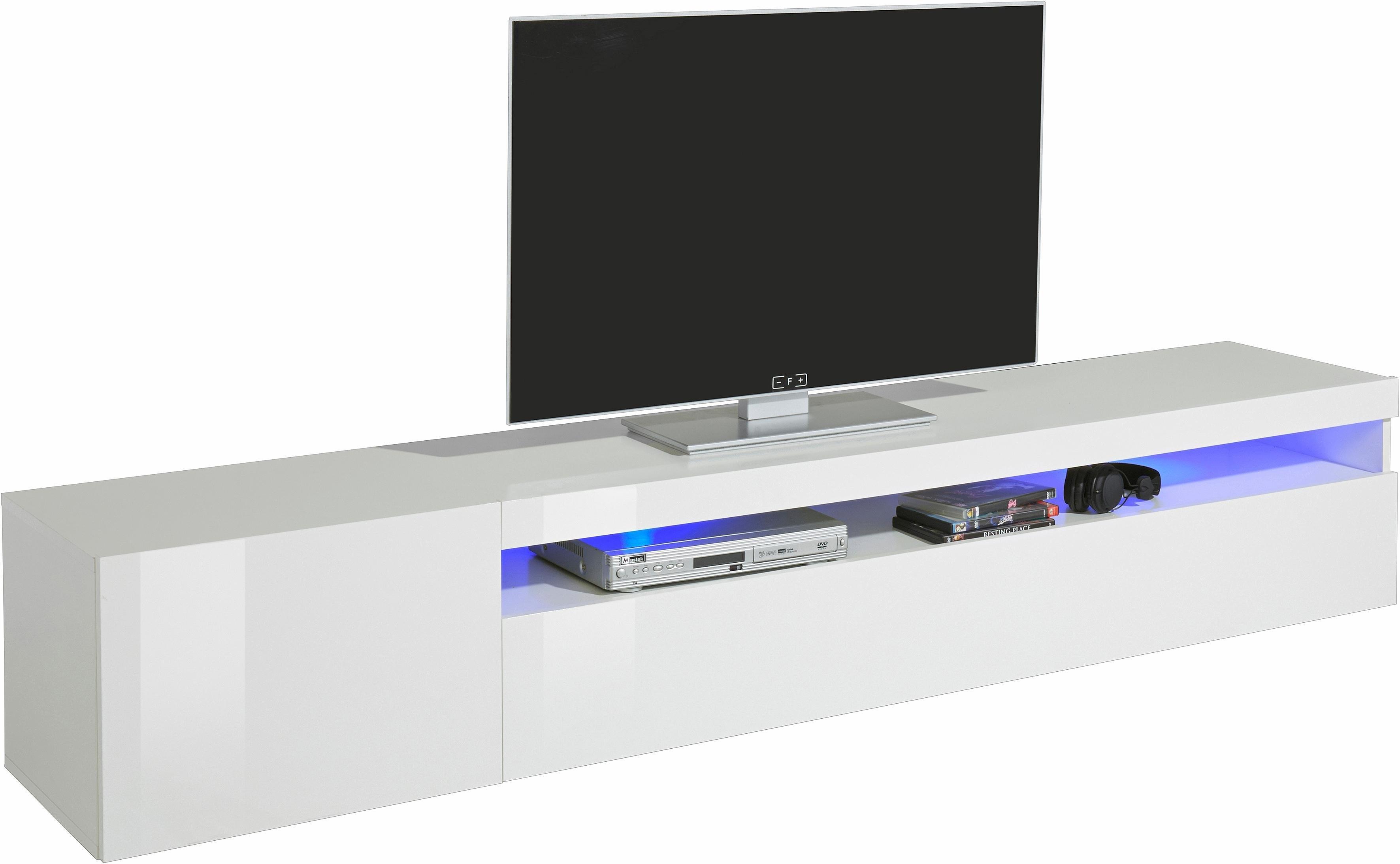 lowboard breedte 200 cm bestel nu bij otto. Black Bedroom Furniture Sets. Home Design Ideas