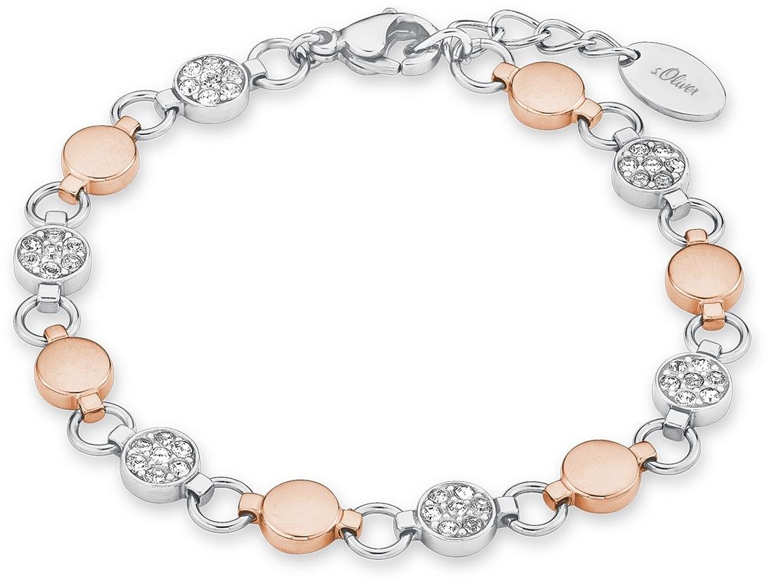 s.Oliver armband met Swarovski®-kristallen, »SO1436/1« voordelig en veilig online kopen