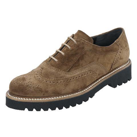 Schoen: Veterschoenen van GABOR