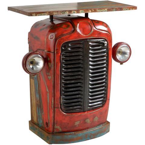 Kasten  vitrinekasten SIT kast Tractor breedte 80 cm 113033