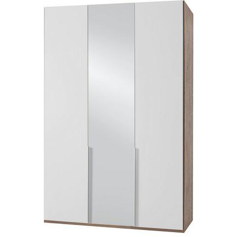 Kledingkasten Wimex garderobekast met spiegeldeuren New York 365275