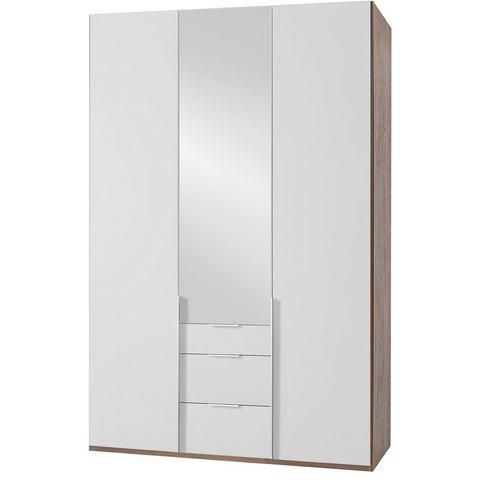 Kledingkasten Wimex garderobekast met spiegeldeuren en laden New York 386940