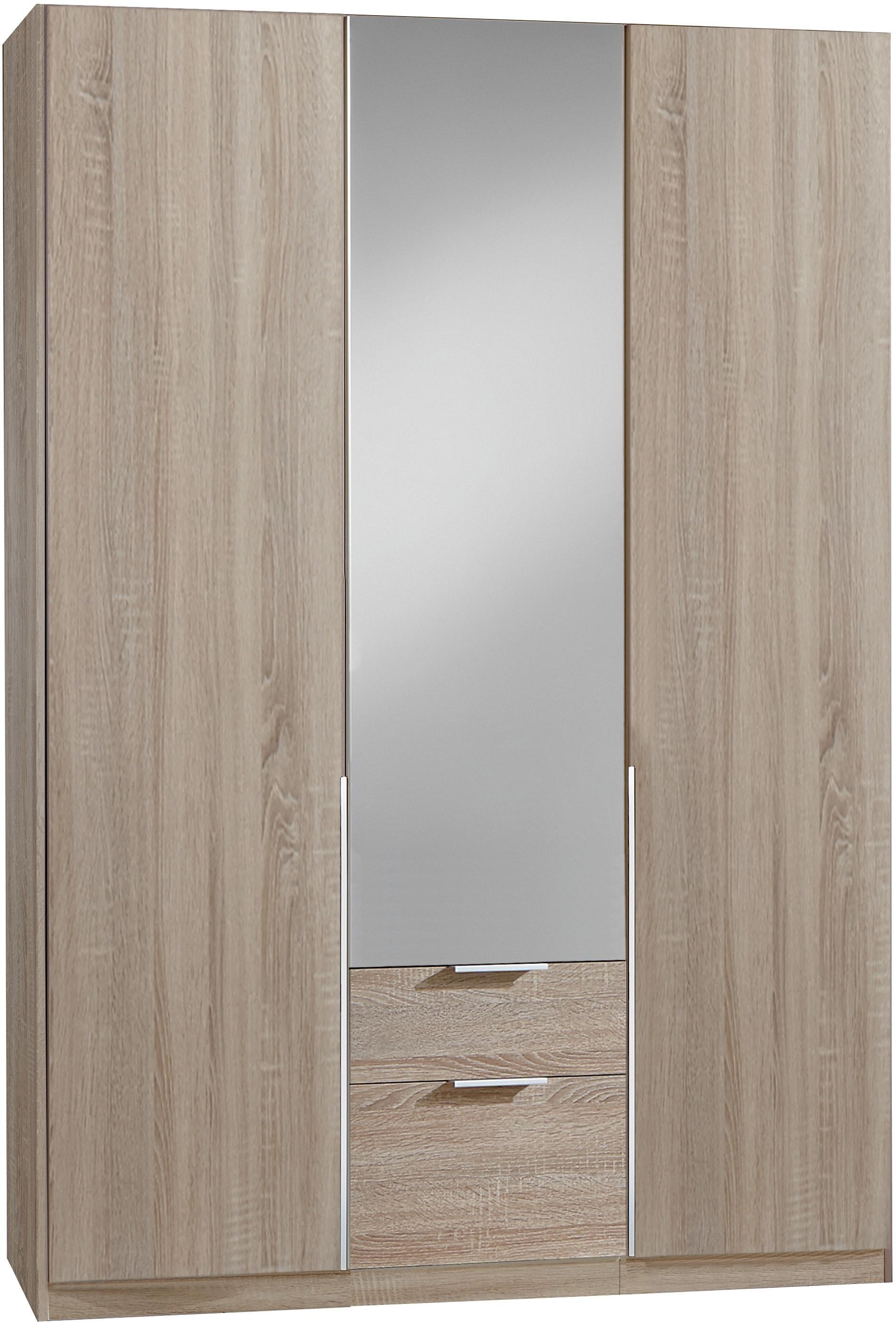 wimex garderobekast met spiegeldeuren en laden new york online verkrijgbaar otto. Black Bedroom Furniture Sets. Home Design Ideas