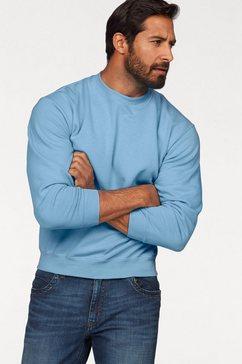 fruit of the loom sweatshirt blauw