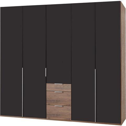 Kledingkasten Wimex garderobekast met laden New York 518530