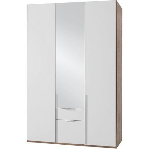 Kledingkasten Wimex garderobekast met spiegeldeuren en laden New York 677887