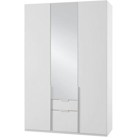 Kledingkasten Wimex garderobekast met spiegeldeuren en laden New York 810892