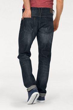 S.OLIVER Jeans met recht pijpen