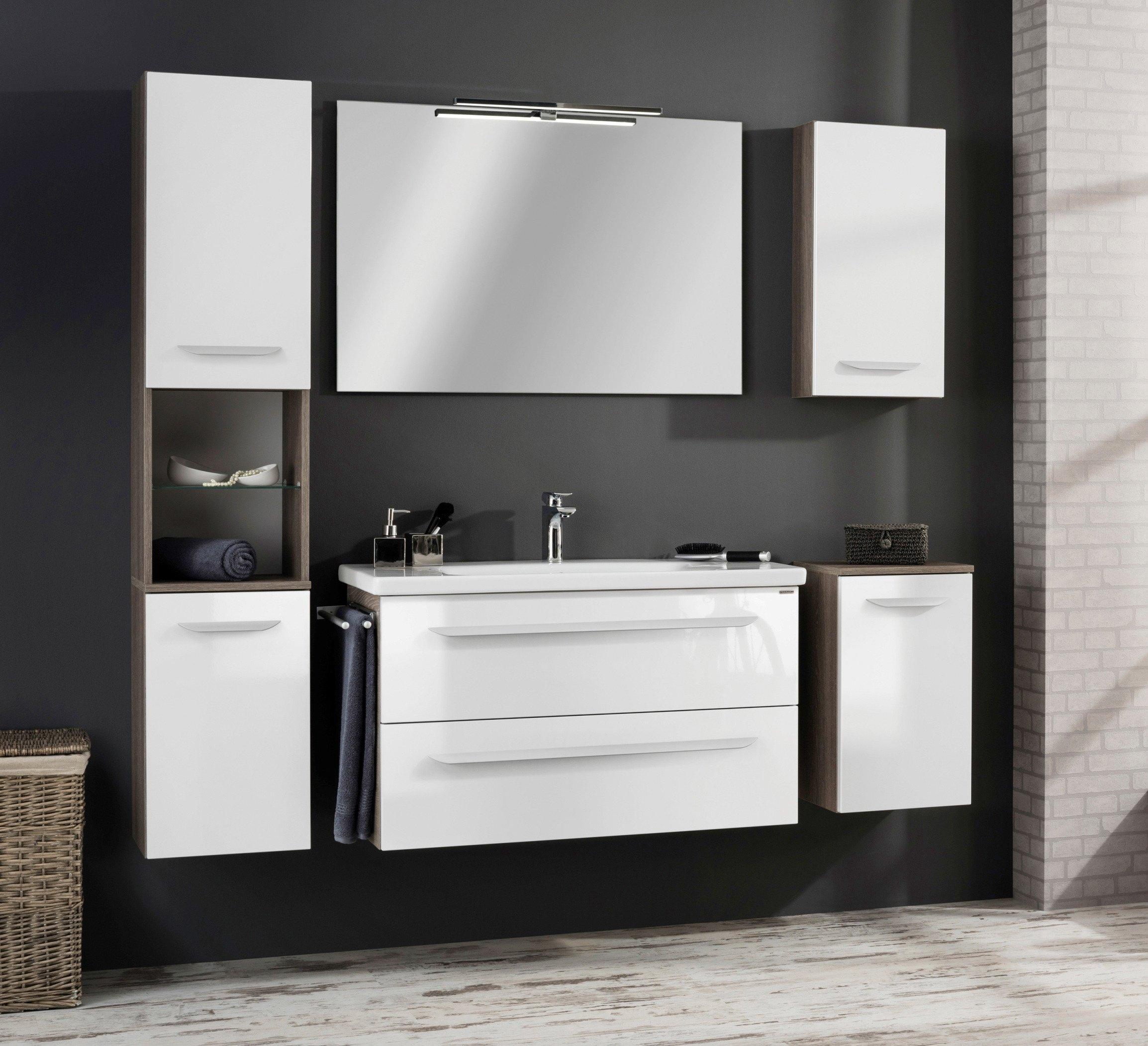 fackelmann spiegel lavella breedte 100 cm online shop otto. Black Bedroom Furniture Sets. Home Design Ideas