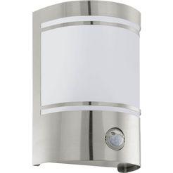 eglo, wandlamp voor buiten »cerno«, zilver