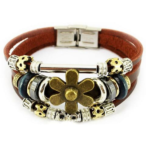 FIRETTI armband, »Bloem«