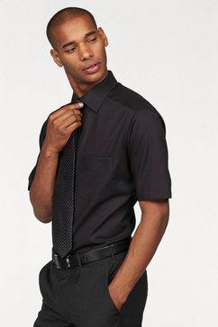 olymp overhemd luxor modern fit zwart
