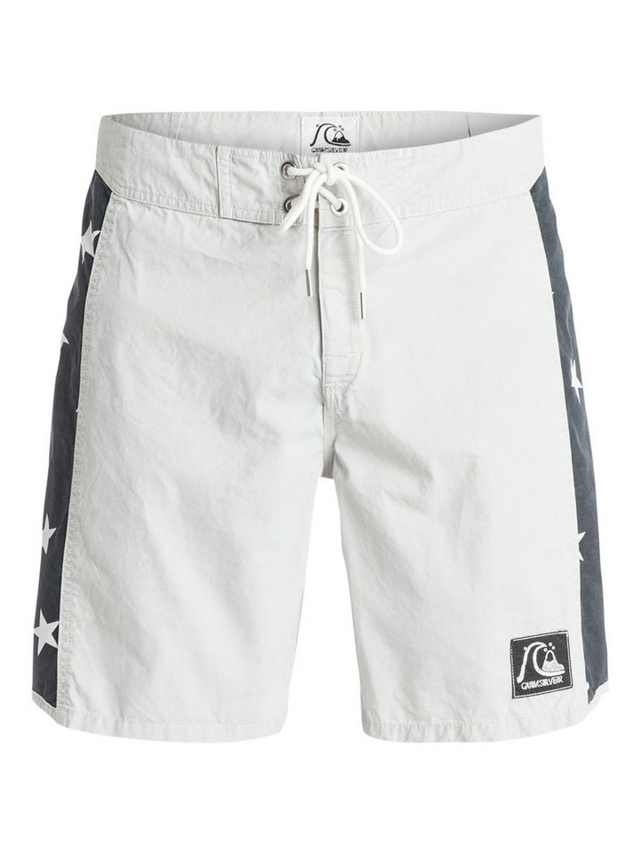 NU 20% KORTING: Quiksilver Board Shorts »Original Arch Print 18«