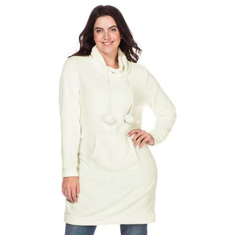SHEEGO CASUAL longline-sweatshirt