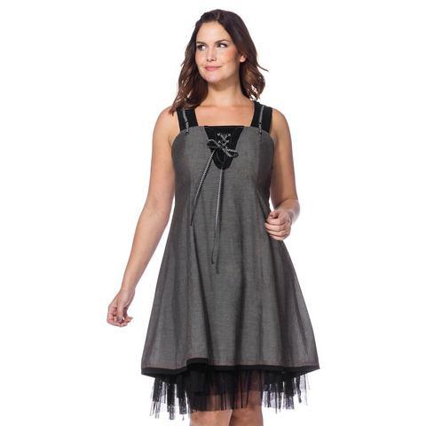 Picture JOE BROWNS smaakvolle jurk grijs 648946