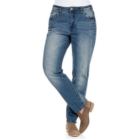 SHEEGO DENIM Jeans in boyfriendstijl