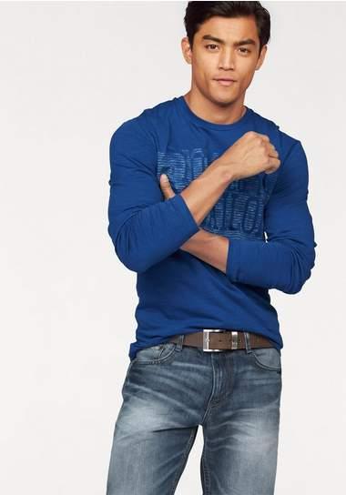 TOM TAILOR shirt met lange mouwen