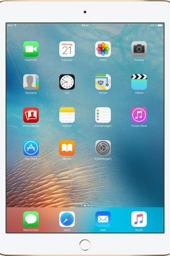 iPad Pro 32 GB wifi tablet, iOS 9, A9X, 24,6 cm (9,7 inch)
