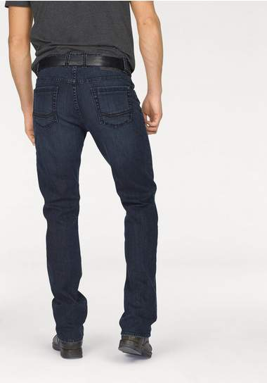 BRUNO BANANI Straight-jeans Brody (stretch)