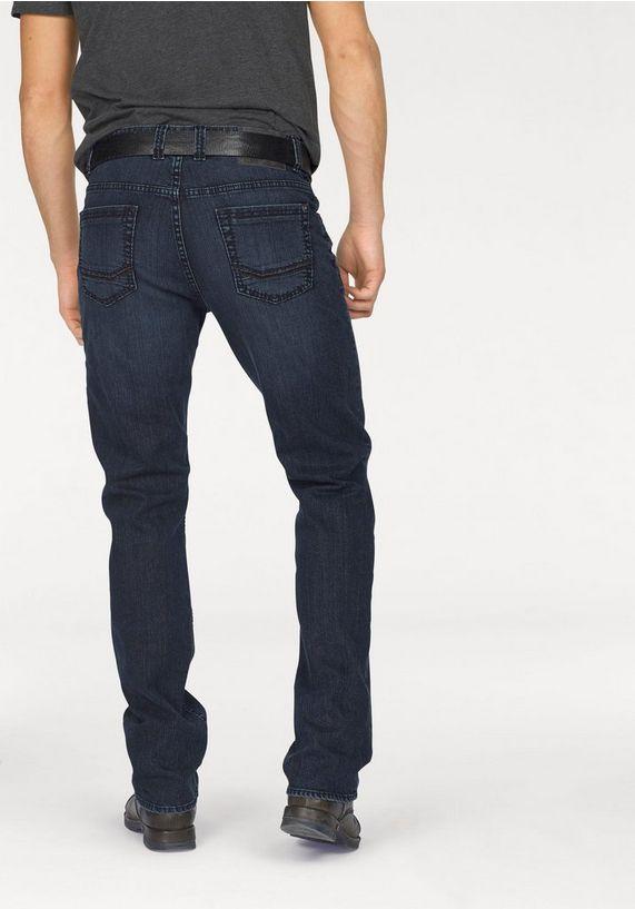 BRUNO BANANI Straight-jeans Brody (stretch)