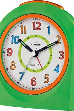 atrium wekker »a921-3« groen