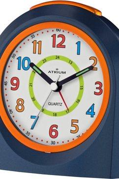 atrium wekker »a921-5« blauw