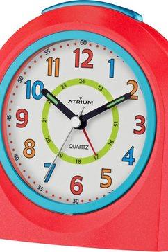 atrium wekker »a921-1« rood