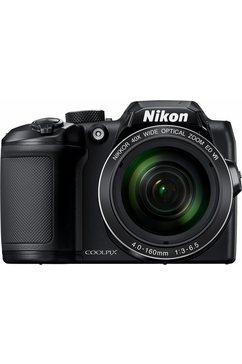 Coolpix B500 compactcamera, 16 megapixel, 40x optische zoom, 7,5 cm (3 inch) display