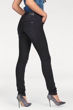 arizona high-waist-jeans slimfit blauw