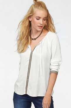 S.OLIVER blouse zonder sluiting