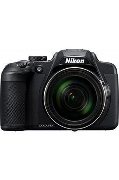 Coolpix B700 compactcamera, 20,3 megapixel, 60x optische zoom, 7,5 cm (3 inch) display