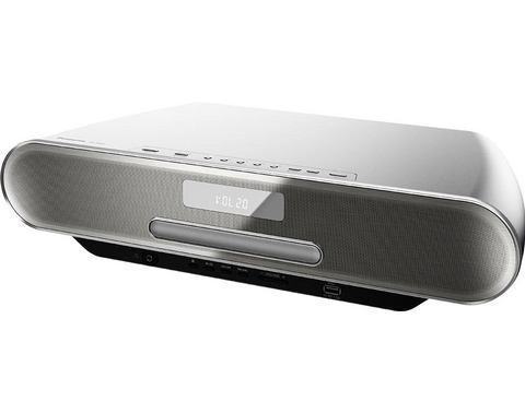 PANASONIC SC-RS54 micro-hifi-set, Bluetooth, digitale radio (DAB+), RDS, 1x USB