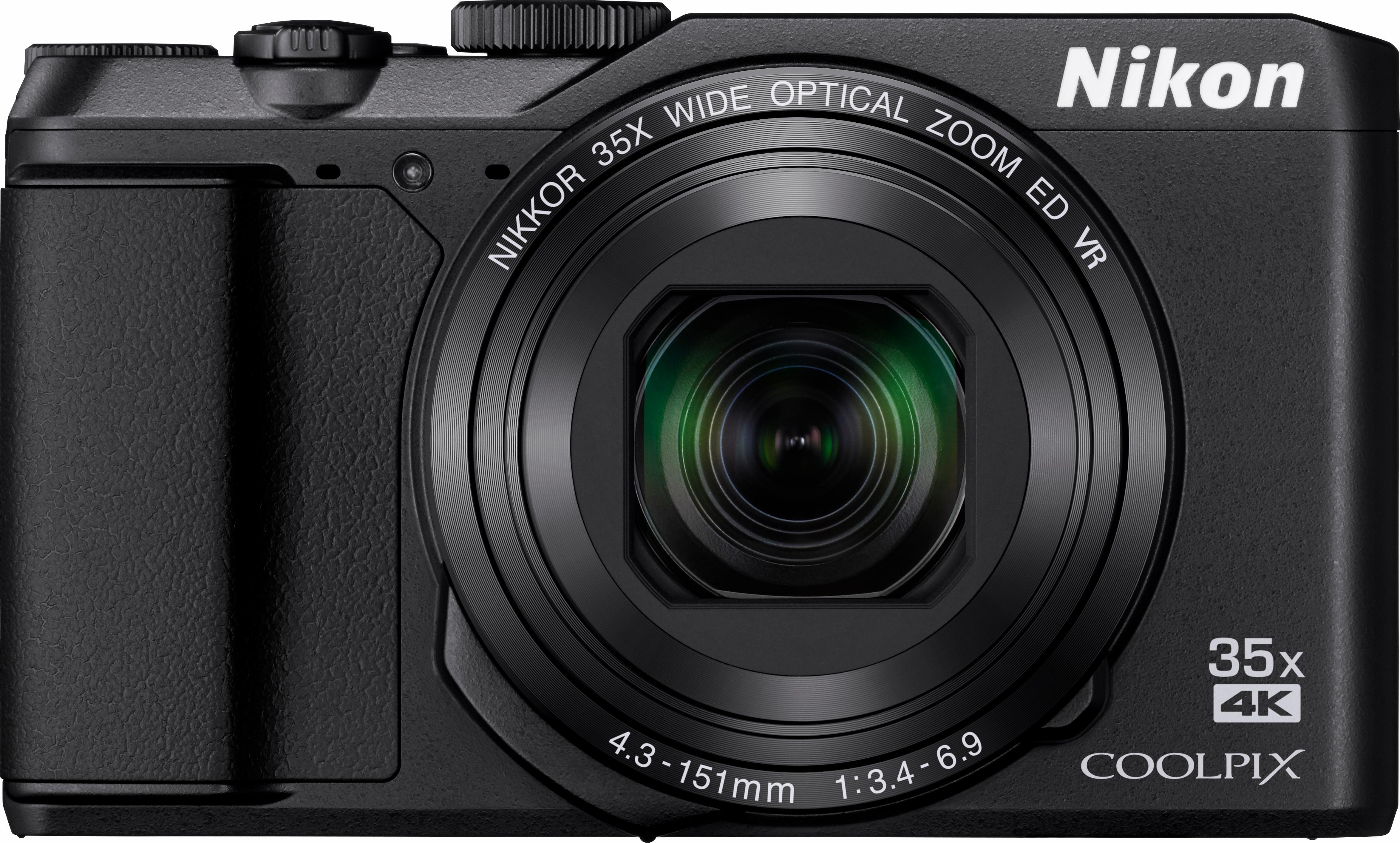 Nikon Coolpix A900 compactcamera, 20,3 megapixel, 35x optische zoom, 7,5 cm (3 inch) display in de webshop van OTTO kopen