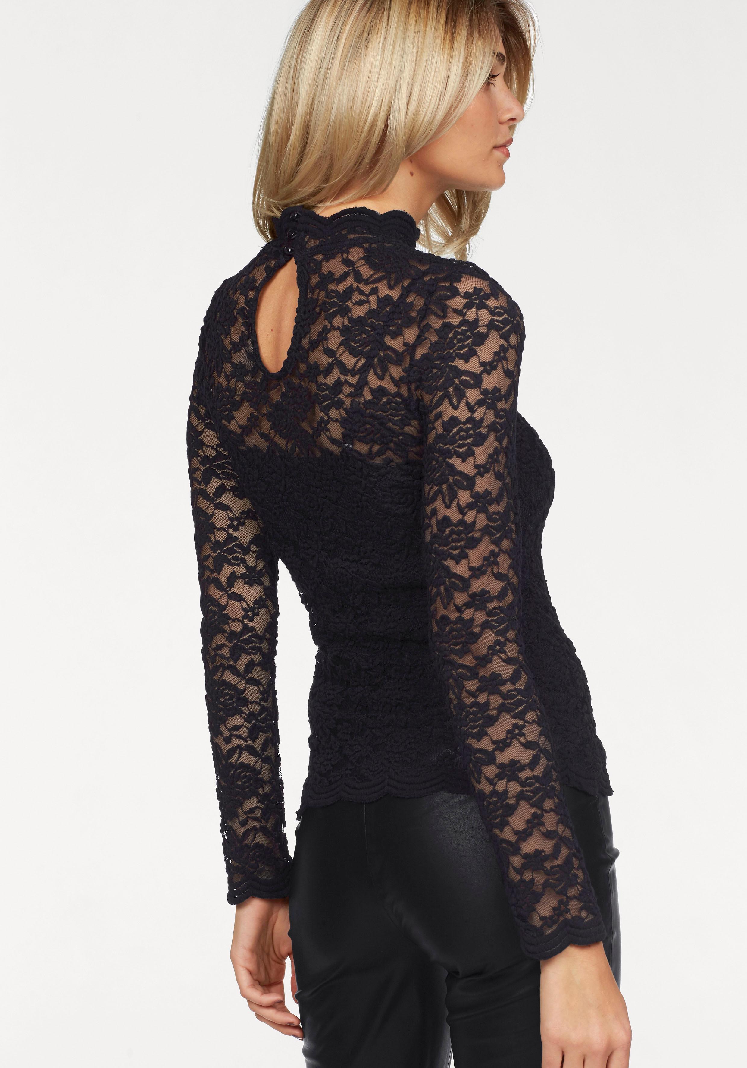 Laura Scott kanten shirt in de webshop van OTTO kopen