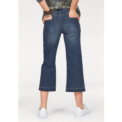 ARIZONA wijde jeans »Culotte«