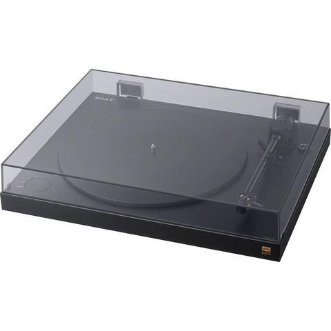 Sony platenspeler Sony PS HX500 platenspeler met High resolutie audio ripping functie USB interface