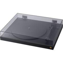 sony ps-hx500 platenspeler zwart