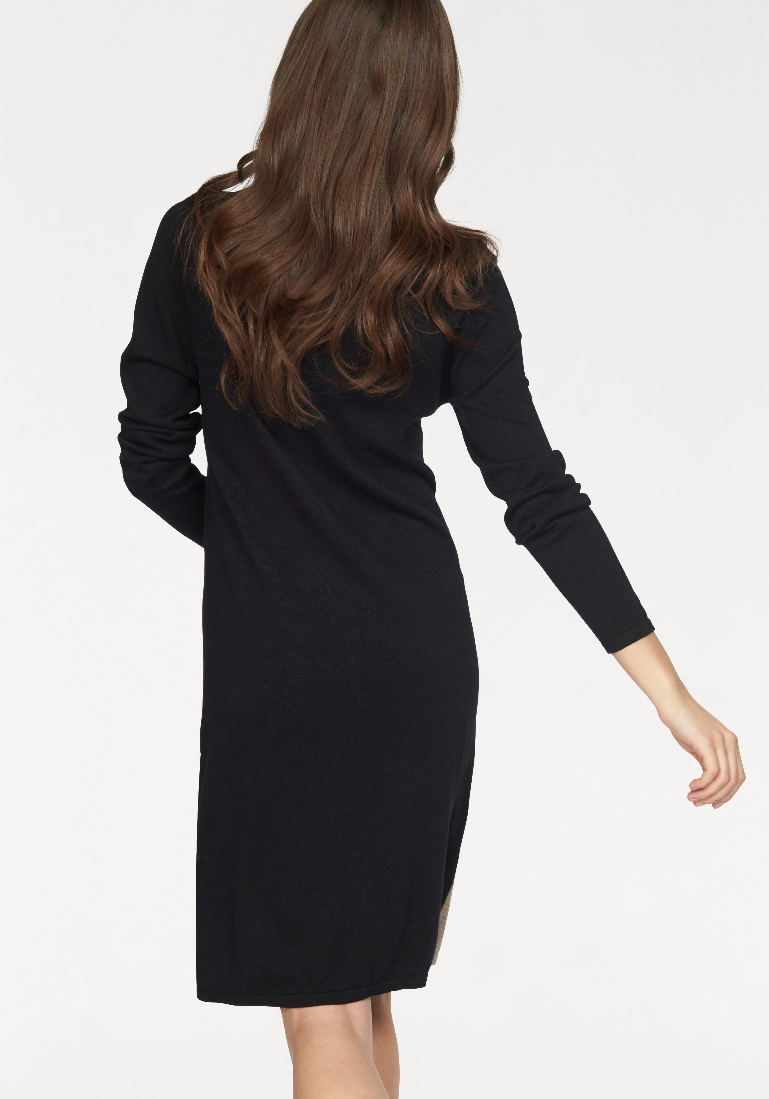In Boysen's jurk Online Shop Lengte Tricot Knievrije 8PymNn0vwO