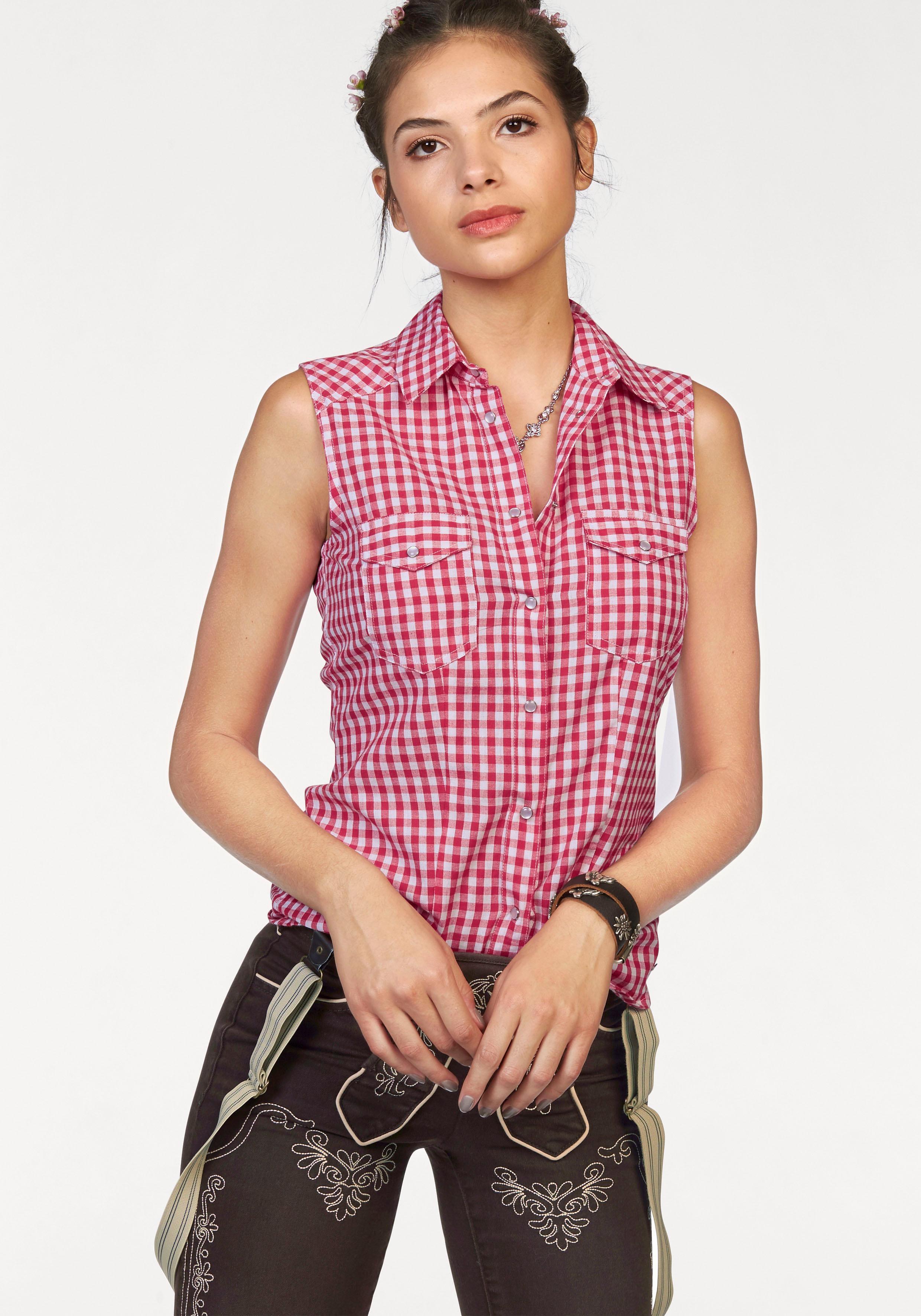 AJC geruite blouse goedkoop op otto.nl kopen