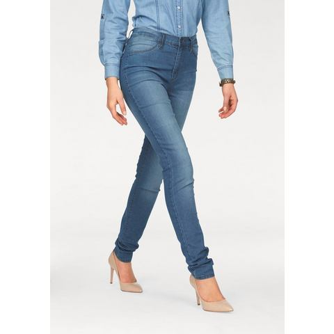 ARIZONA High-waist-jeans met stretch